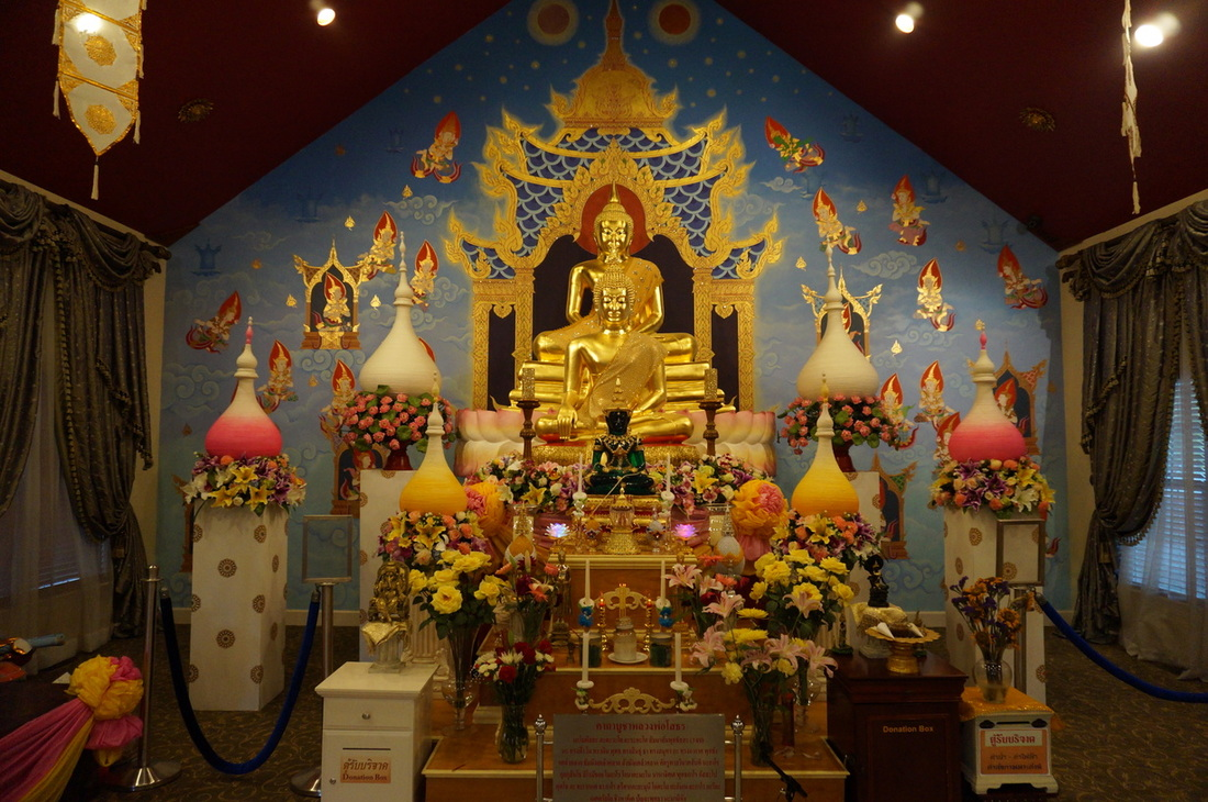 100 Buddha Altar In A Budhist 52 Weeks In 52 Faiths My Personal Survey Of Religions In My